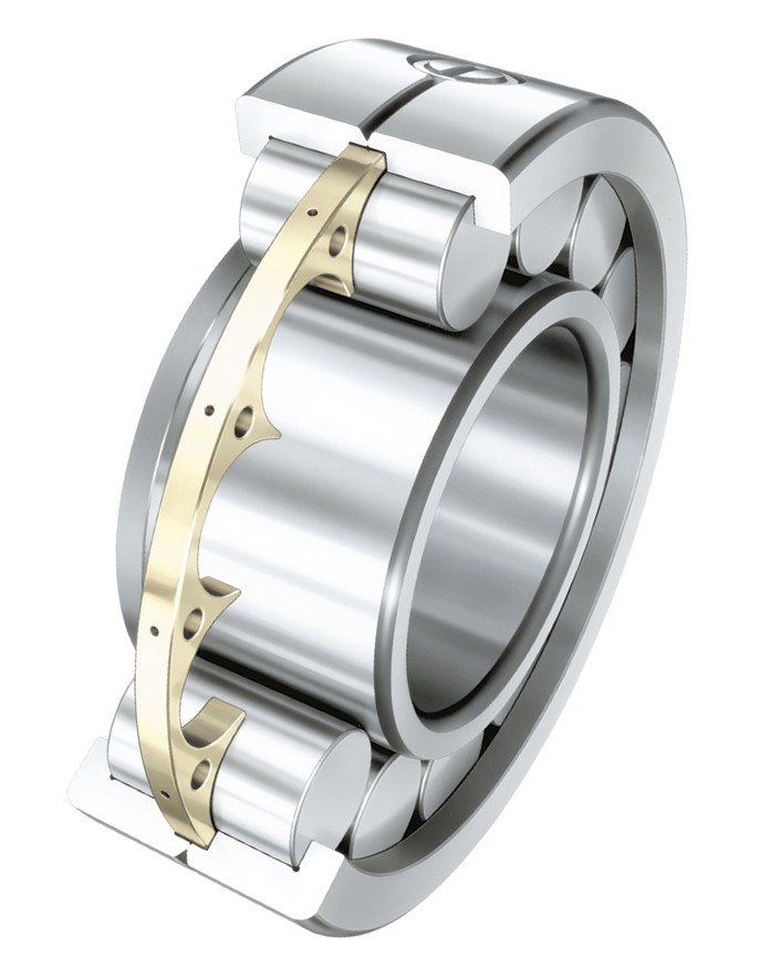 RB24025UC1 Separable Outer Ring Crossed Roller Bearing 240x300x25mm