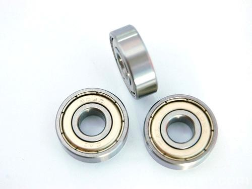 RAU6005UUCC0 Micro Crossed Roller Bearing 60x71x5mm